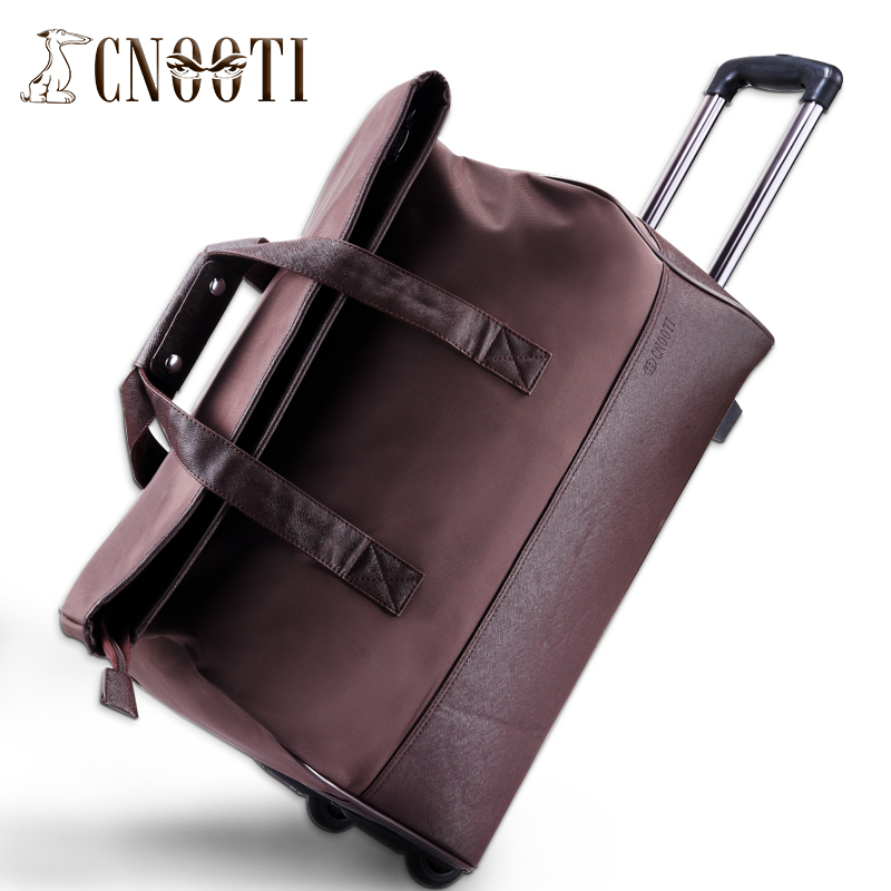 Vintage trolley bag travel bag, waterproof large capacity multicolor,high quality travel luggage luggage bags in high quality safrotto high quality photographic outdoor travel waterproof large trolley case bag casual shockproof photo backpack