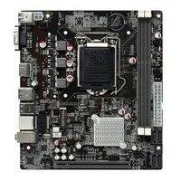 OEM H81 LGA 1150 Motherboard Micro ATX Desktop Graphics USB 3.0 PCI E X16 SATA Socket Dual DDR3 Intel i3/i5/i7/Pentium/Celeron