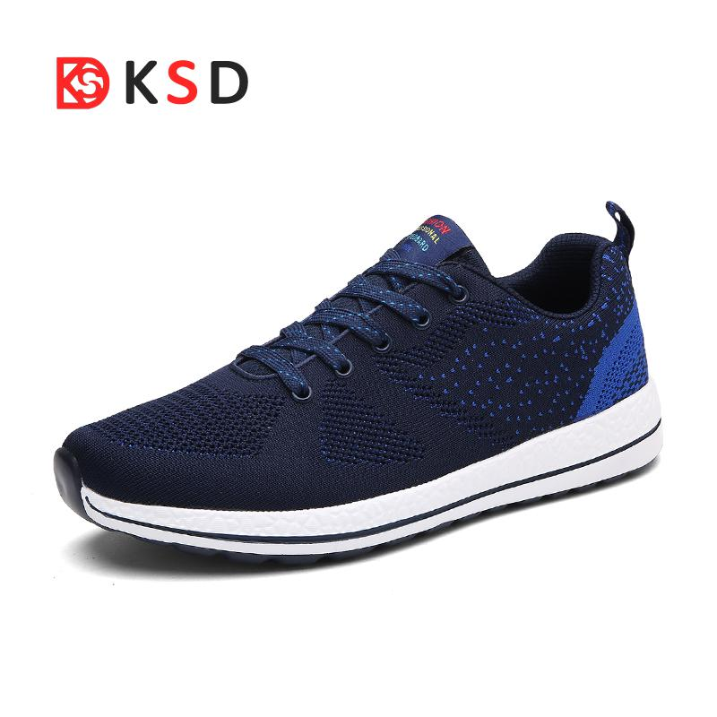 Brand Mens Running Shoes Breathable Outdoor Sports Sneakers Shoes Zapatillas Deportivas Hombre Mujer Walking Shoes Athletic Shoe