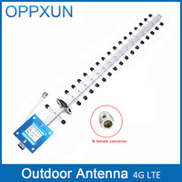 4G High Gain 20dBi N Female Connector 2500 2700MHz Yagi Antenna Phone Signal Accept Antenna For