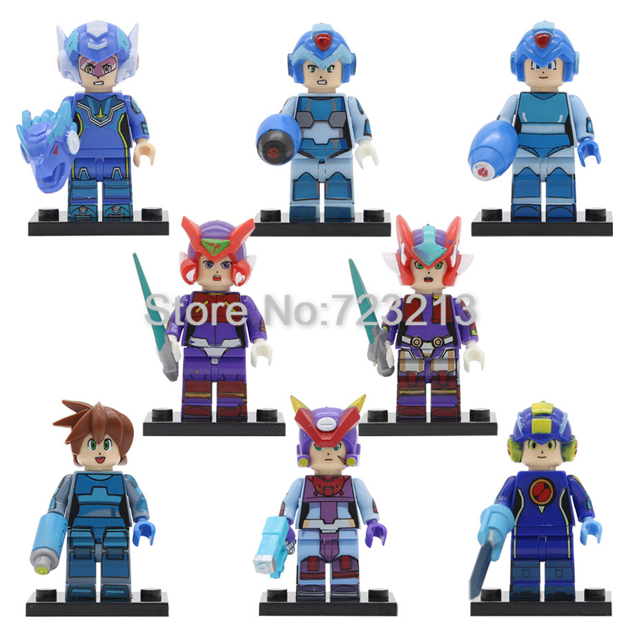 top 9 most popular rockman mega man list and get free shipping