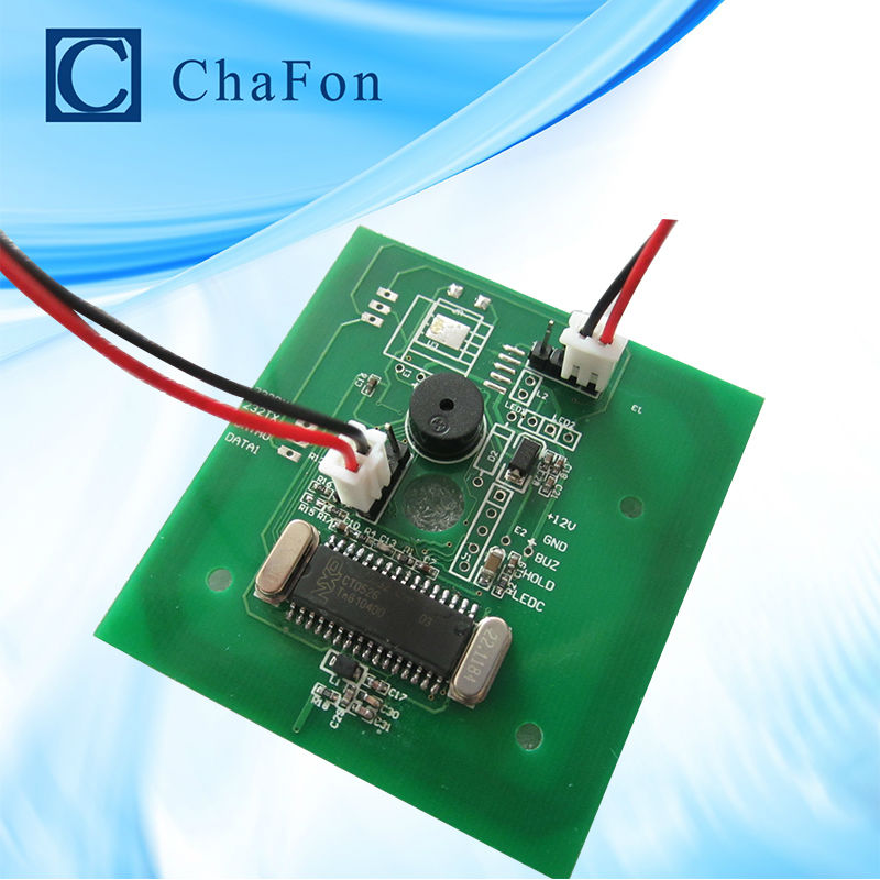 ФОТО 13.56Mhz RS232 rfid oem module support ISO15693 protocol operating distance 50~100mm for access control