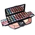Professional 62 Full Color Eyeshadow Brush Makeup Set Kit Cosmetic Shimmer Matte Eyeshadow Blush Face powder Make Up Palette