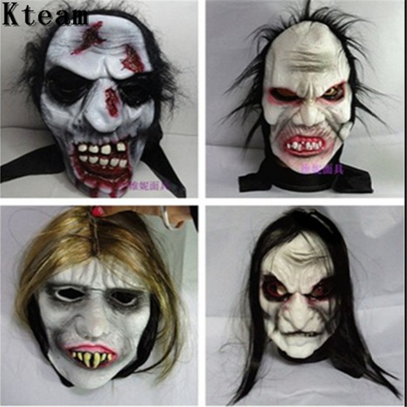 New 2018 Halloween Party Horror Masks Scary Face Mask