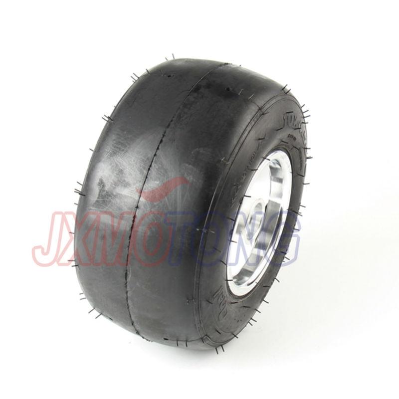 10x4. 50-5 kart pneu dérive vélo roues 168 Go kart 5 pouces roue arrière plage voiture accessoires ATV Quad pièces de rechange