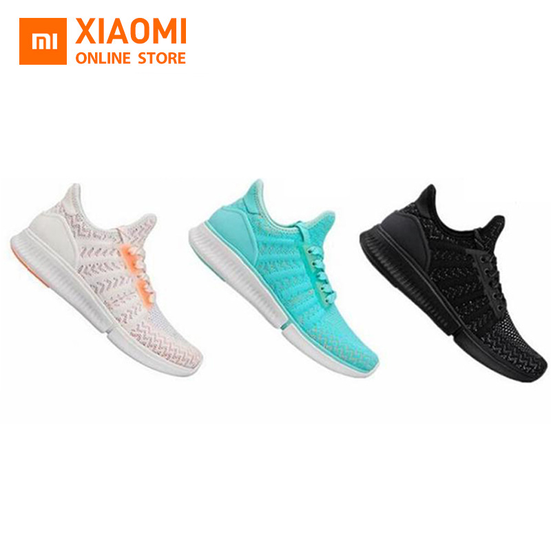 Original Xiaomi Mijia Shoes Sports Mesh Air Professional Fashion High Good Value Design In Stock For Woman Girls
