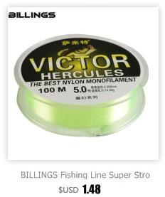 Billings 50 m 100% original super forte
