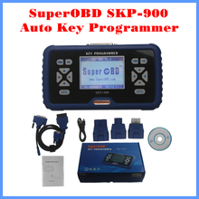 Powerful Auto Key Programmer SuperOBD SKP-900 Hand-held OBD2 SKP900 V4.5 NO Tokens Life-time Free Update Online Free Shipping