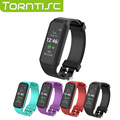 New ! Torntisc L38i Color-full Screen smartband Bluetooth Dynamic Heart Rate Smart Band Smart Bracelet For apple IOS android OS
