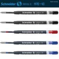 Alemania Original Schneider 39 lápiz de gel neutro recarga núcleo de cartucho estándar europeo G2 recarga