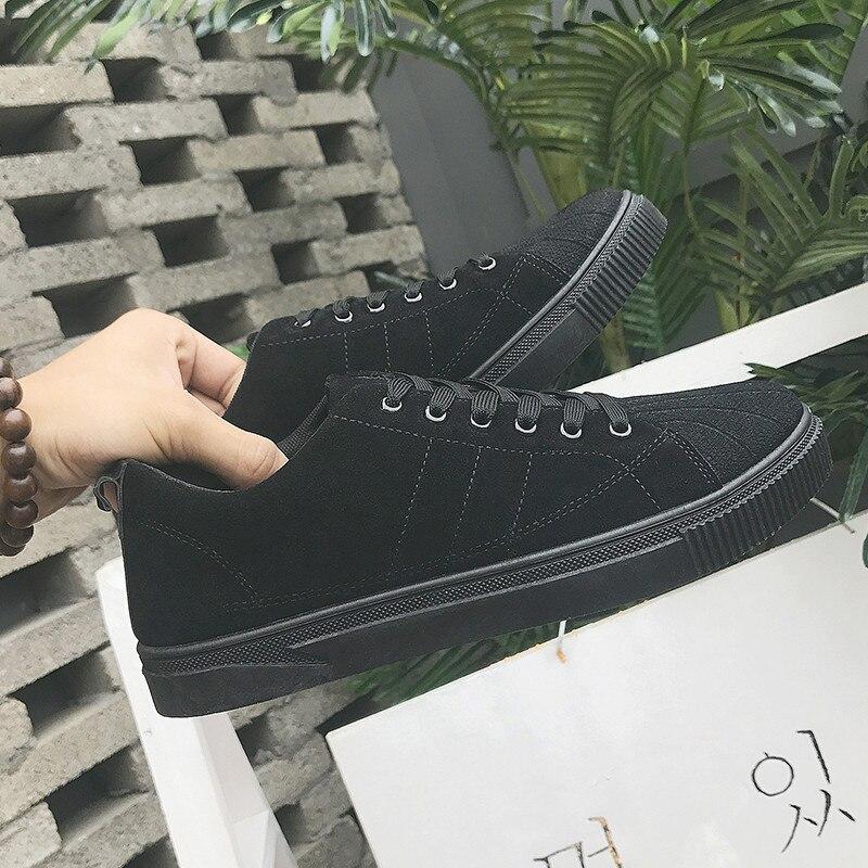 2017 осенние мужские новый Совет обувь в Корейском стиле Модные мужские туфли низкие мужские туфли оптовая продажа ...