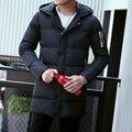 Leopard Down Jackets 2015 military parka Fashion Brand Men's think Snow mens Winter Coats Free Shipping SMW054