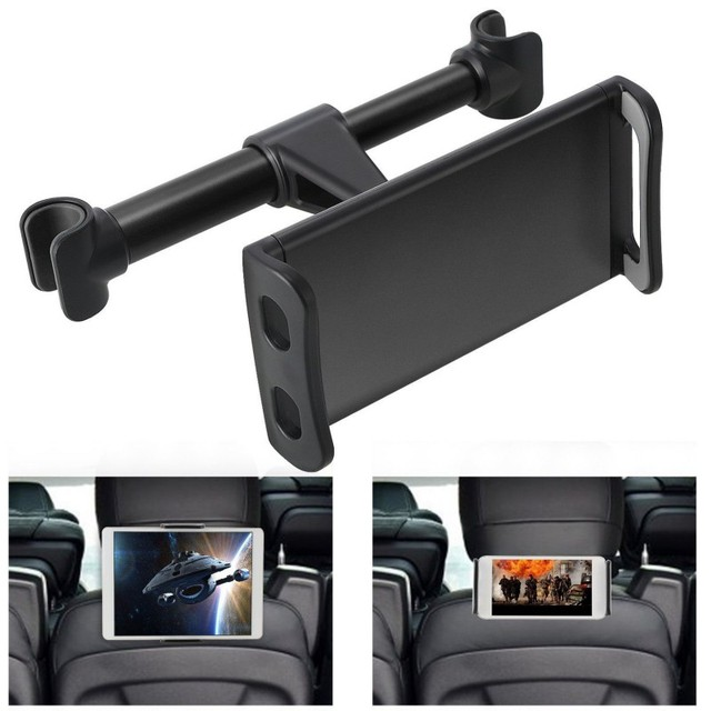 Onboard Universal 4-11'' Tablet Car Holder For iPad 2 3 4 Mini Air 1 2 3 4 Pro Back Seat Holder Stand Tablet Accessories in Car