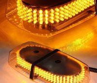 CYAN SOIL BAY High power amber 240 Car LED Waterproof Strobe Light Warning light Beacon EMERGENCY Police firemen Light