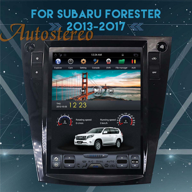 Android auto subaru forester