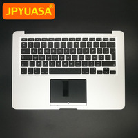 New TopCase with AZERTY FR French Keyboard For MacBook Air 13.3 A1466 Top Case Keyboard 2013 2015 years