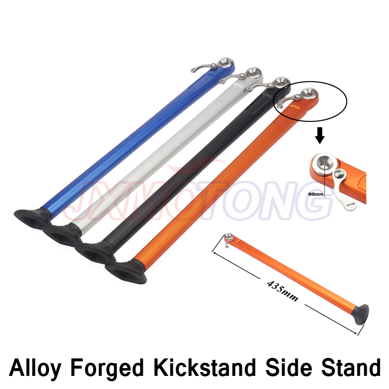 7075 Aluminum Alloy Forged Kickstand Side Stand For KTM XC XCF XCW EXC EXCW EXCF XCR