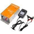 Cargador de energía de cerca eléctrica Solar XSD-270A controlador de pulso de alto voltaje Animal granja de aves de corral valla eléctrica Pastor