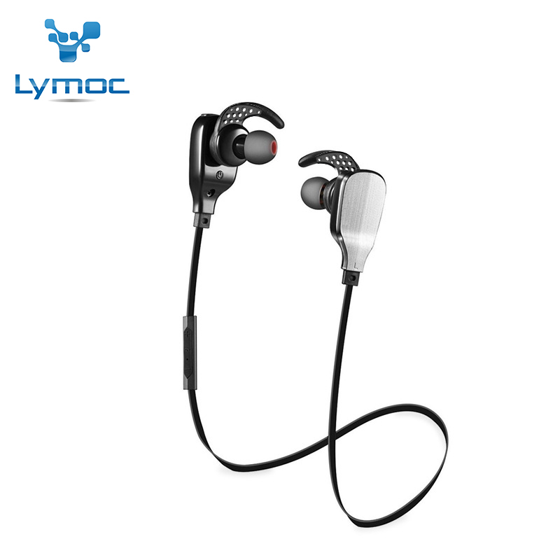 LYMOC H901 Stereo Musicial Bluetooth Headset Sport Wireless Earphones Hifi Heavy Bass Apx-t Running CVC6.0 Handsfree for phone bluetooth earphone for phone original zobies cat bass earphones hifi music bluetooth headset wireless stereo earpiece for ipod 4