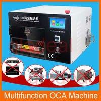 Maszyna Do Laminowania Próżniowego OCA TBK + Autoklaw Bubble Remover na Ekranie Dotykowym lcd Digitizer Wyświetlacze Separatorów Repair Tool Kit