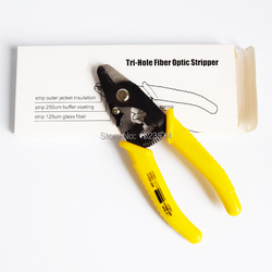Бесплатная доставка Высокая точность F11301T три отверстия оптоволоконный зачистки 3 отверстия куртка волоконно-оптический стриптизерш