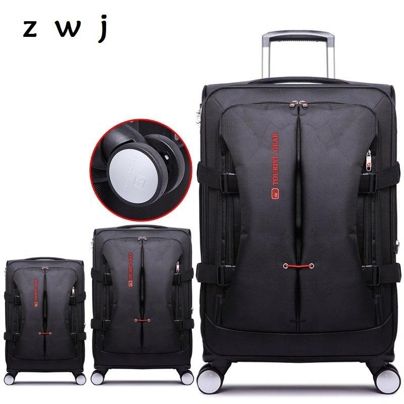 20 24 28 inch trolley bags men travel handbag rolling luggage trolley suitcase20 24 28 inch trolley bags men travel handbag rolling luggage trolley suitcase