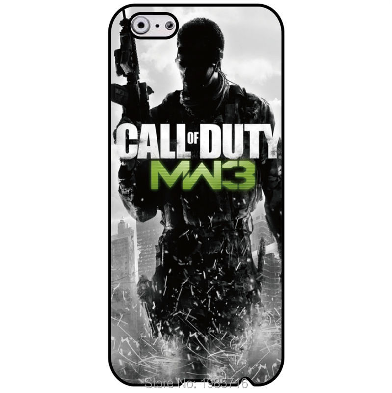 Call Of Duty Modern Warfare 3 Wallpaper Protection Hard Back Cover