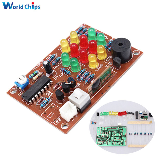CD4060 Dream Light LED DIY Kit Birthday Gift Suite Electronic DIY Brand  sc 1 st  AliExpress.com & CD4060 Dream Light LED DIY Kit Birthday Gift Suite Electronic DIY ...