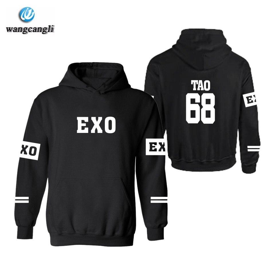 Supply New Got7 K-pop Korean K Pop Women Hoodies Sweatshirts 100% Cotton K Pop Clothes Hip Hop Hooded Hoody Pullovers Tops Moletom Hoodies & Sweatshirts