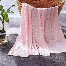 Летнее одеяло из бамбукового волокна красивые одеяла для детей