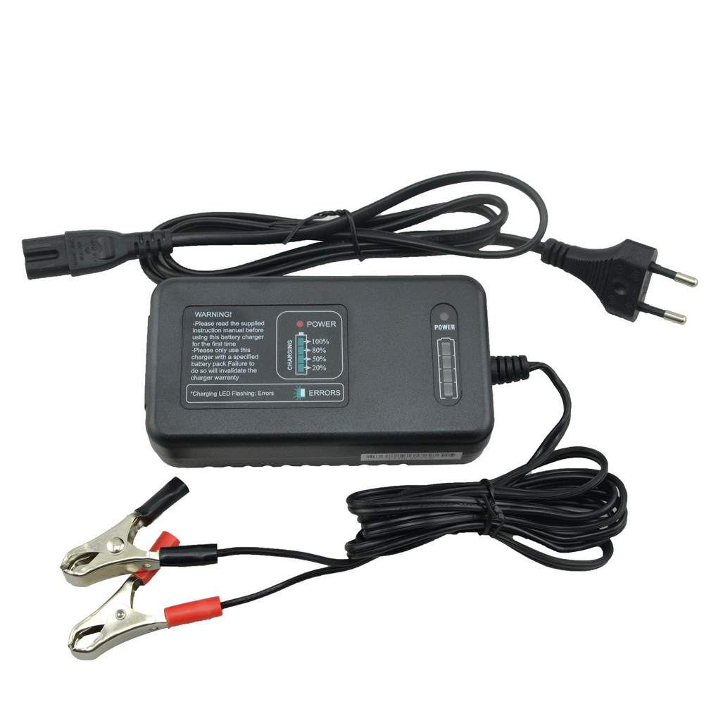 12.6V 2A US plug 2000mA charger adapter for Lithium Ion Battery Li-ion LiPo 3S