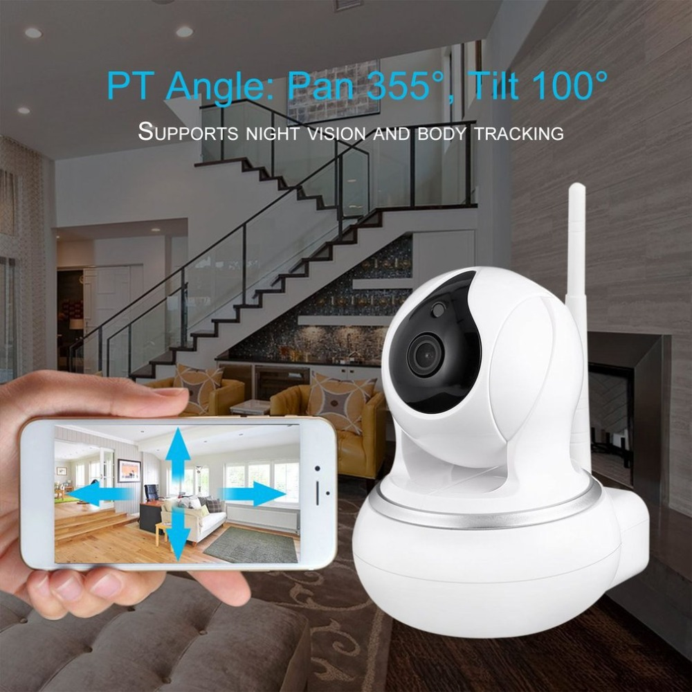 1080P Full HD Mini Wireless Wi-fi Camera Sucurity IP CCTV Camera Wifi Network Surveillance Smart IRCUT Night Vision Onvif цена