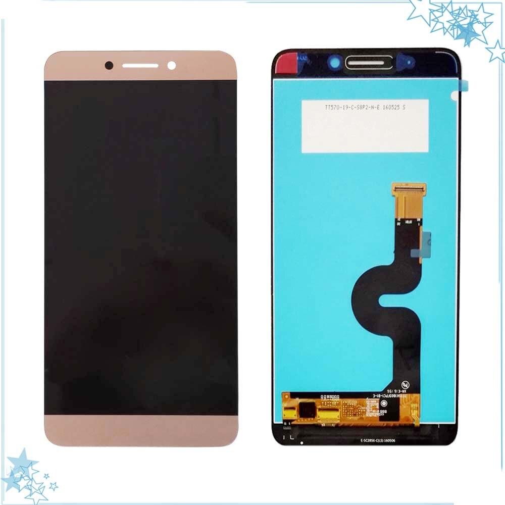 Pour Letv LeEco Le max 2 LCD écran tactile numériseur assemblée pour Letv X829 X821 X822 X823 X820 LCD téléphone