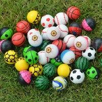 כדורי צעצוע פלסטיק גומי כדורים לילדים פלסטיק 32 מ
