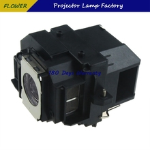 180DAYS WARRANTY ELPLP55/ V13H010L55 Compatible FOR EPSON EB-W8D H335A PROJECTOR цена 2017