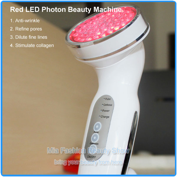 led light therapy machine