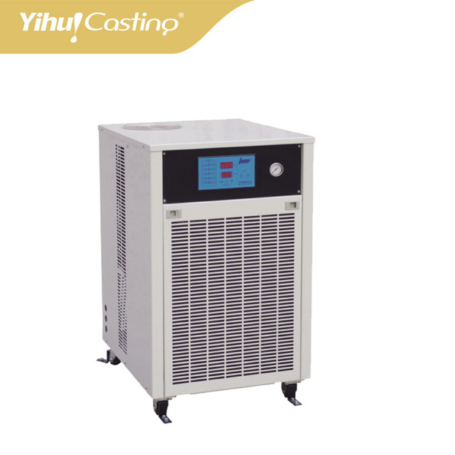 1 HP water chiller for gold melting machine cooler machine for