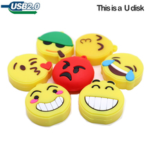 Pendrive real capacity usb flash drive Emoji Emotion Expression pen drive 4GB 8GB 16GB 32GB 64GB memory stick creative usb stick usb stick usb 2 0 real capacity emoji emotion expression usb flash drive pen drive 1gb 64gb memory stick pendrive u disk