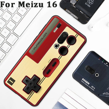 6.0inch Fashion For Meizu 16 Case cute c
