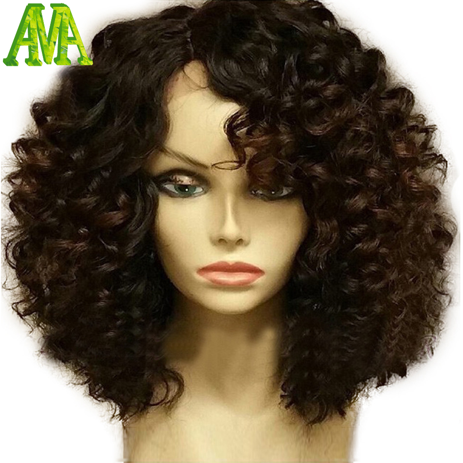 Affordable Indian Remy Full Lace Wigs Human Hair Lace