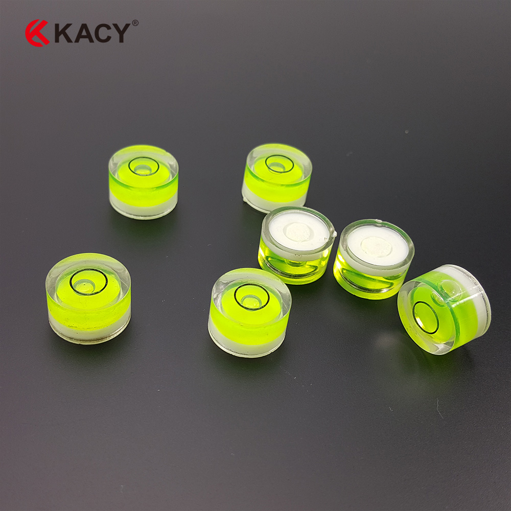 KACY 10pcs/lot 12x7mm Round Hand Tool Parts of Plastic Bubble ... for Spirit Level Parts  585eri