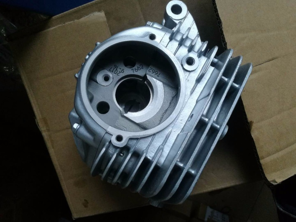 CYLINDER HEAD ASSY COMPON SET  FOR LONCIN CB250 DIRTBIKE/MOTORCYCLE ENGINE PARTS  cylinder diameter or bore is 65.5mm цена и фото