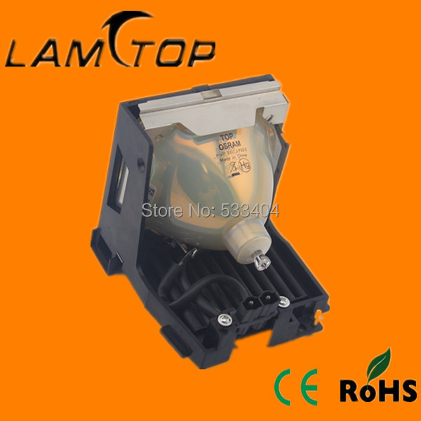 FREE SHIPPING  LAMTOP  180 days warranty  projector lamp with housing  POA-LMP48 / 610-301-7167  for  LC-XG100 free shipping lamtop 180 days warranty projector lamps with housing tlp lv8 for tdp t45