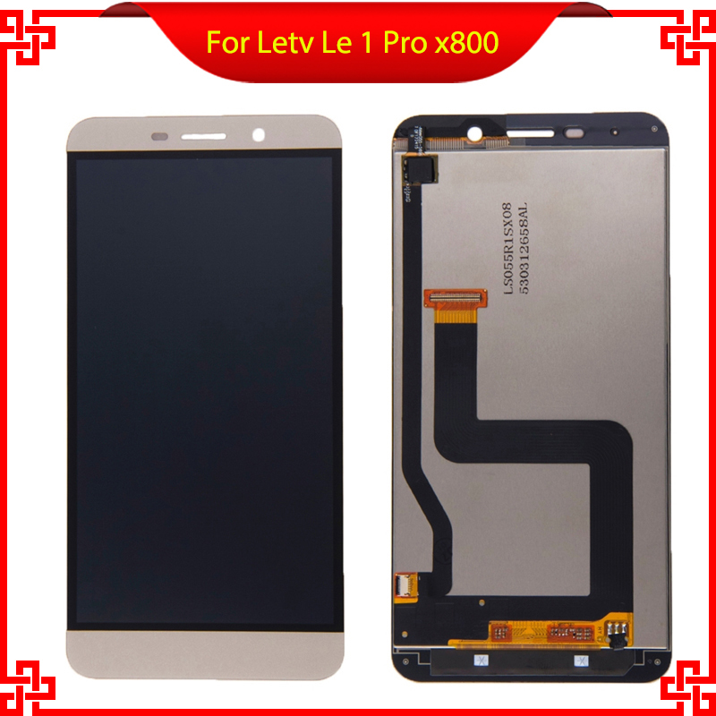 Original For Letv One Pro Le 1 Pro X800 LCD Display Touch Screen digitizer Assembly For  LeEco X800 Display Screen LCDOriginal For Letv One Pro Le 1 Pro X800 LCD Display Touch Screen digitizer Assembly For  LeEco X800 Display Screen LCD