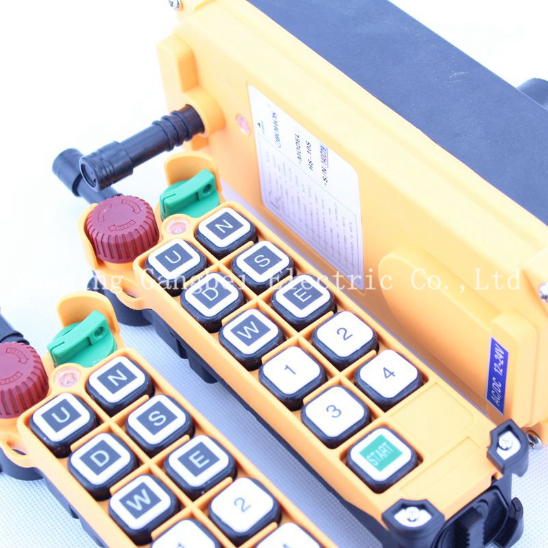 HS-10S (include 2 transmitter and 1 receiver)  crane remote control  Your order note need voltage:380VAC 220VAC 36VAC  24VDC 2017 wooden jenga game educational toys children digital operation mathematics learning puzzle brain training digital toys mz27