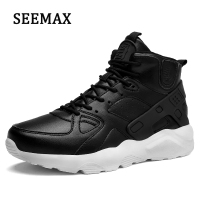 Men S High Top Basketball Shoes Student Lightweight Cushioning Sneakers Basketball Boots For Men Plus Big