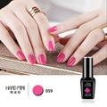 7ML Newest gel nail Color Gel Shiny Glitter UV Nail Gel Polish Long lasting Led Nail Polish 144 Colors For Choose Gel Polish