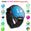 KW88 3G Smartwatch WIFI GPS Bluetooth Smartwatch Android 5 1 Heart Rate Monitor For Iphone Huawei