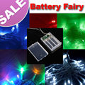 4m BATTERY powered 40 LED MINI FAIRY STRING LIGHTS For Christmas /Wedding Xmas garland party Decor-9 colors optional
