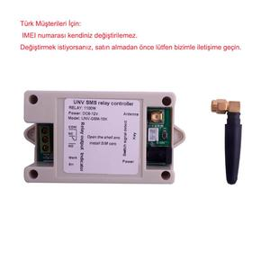 Image 4 - 1 채널/2 채널 릴레이 모듈 SMS GSM 원격 제어 스위치 SIM800C STM32F103CBT6 온실 산소 펌프 FZ3024/FZ3064